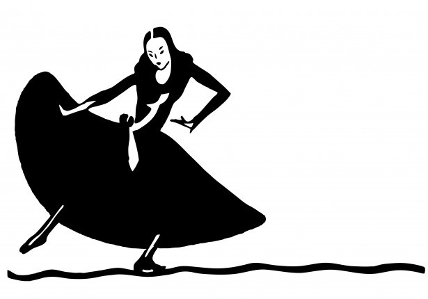 dancing-woman-silhouette-clipart